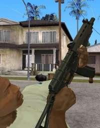 GTA San Andreas оружие с автоматической установкой скачать бесплатно