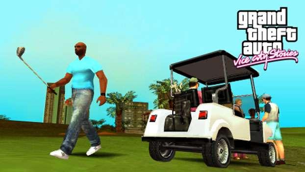 1 год со дня релиза GTA VCS для PS3 (PSN)