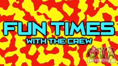 Майские обновления видео Crew Rockstar