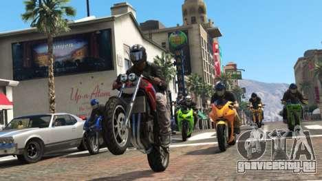 Десятка новых миссий для GTA Online