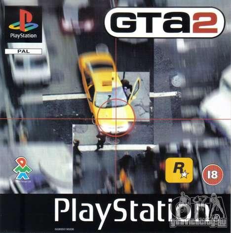 Релизы 90-х: GTA 2 для PS в Европе