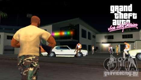 Выход Vice City Stories PSP в Европе