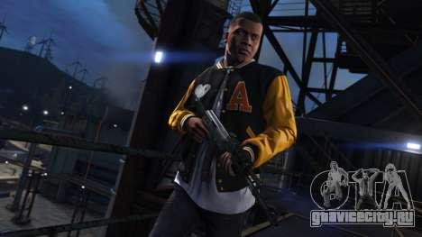 Скриншоты игры GTA 5 для PC
