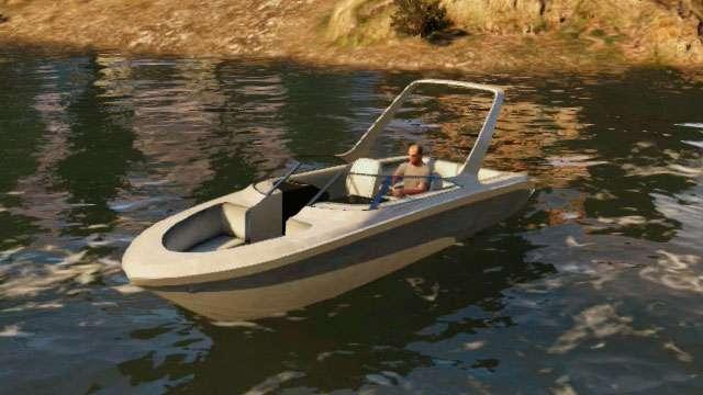 Shitzu Suntrap из GTA 5