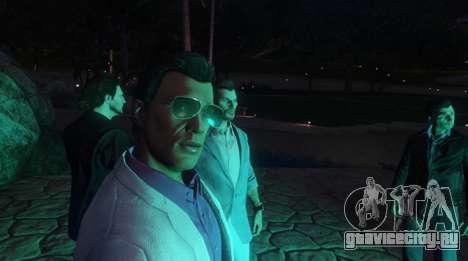 Командное видео GTA 5: гонщики, грабители