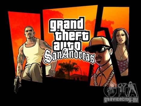 Релиз GTA SA Xbox в Америке
