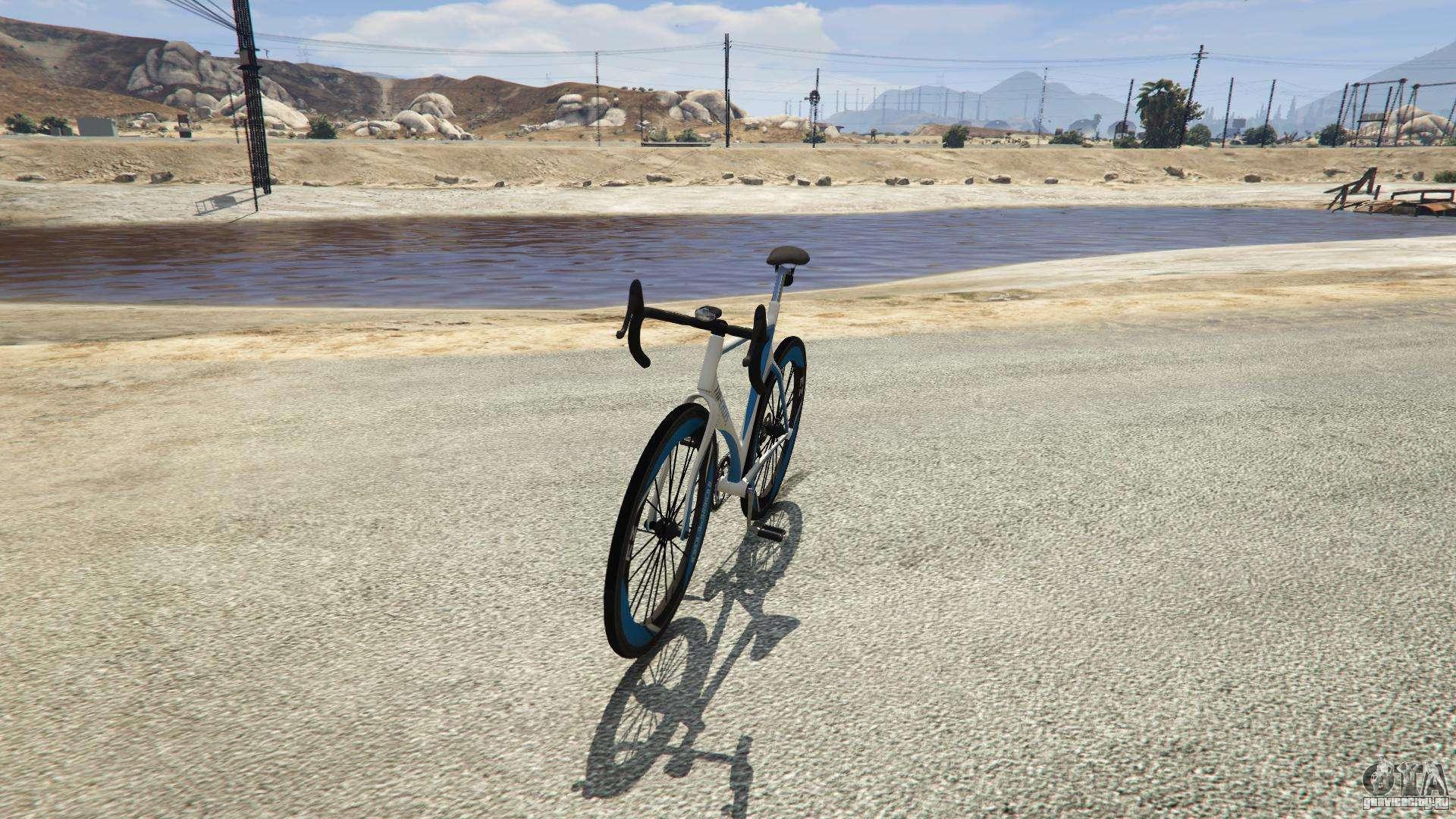 Tri-Cycles Race Bike из GTA 5