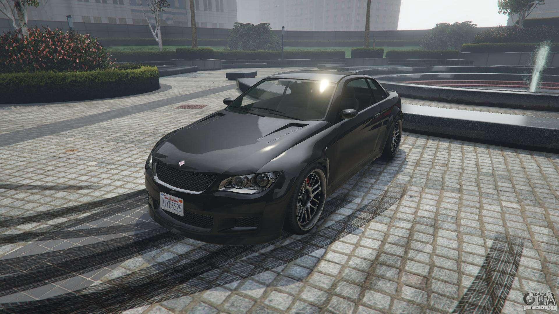 Übermacht Sentinel из GTA 5