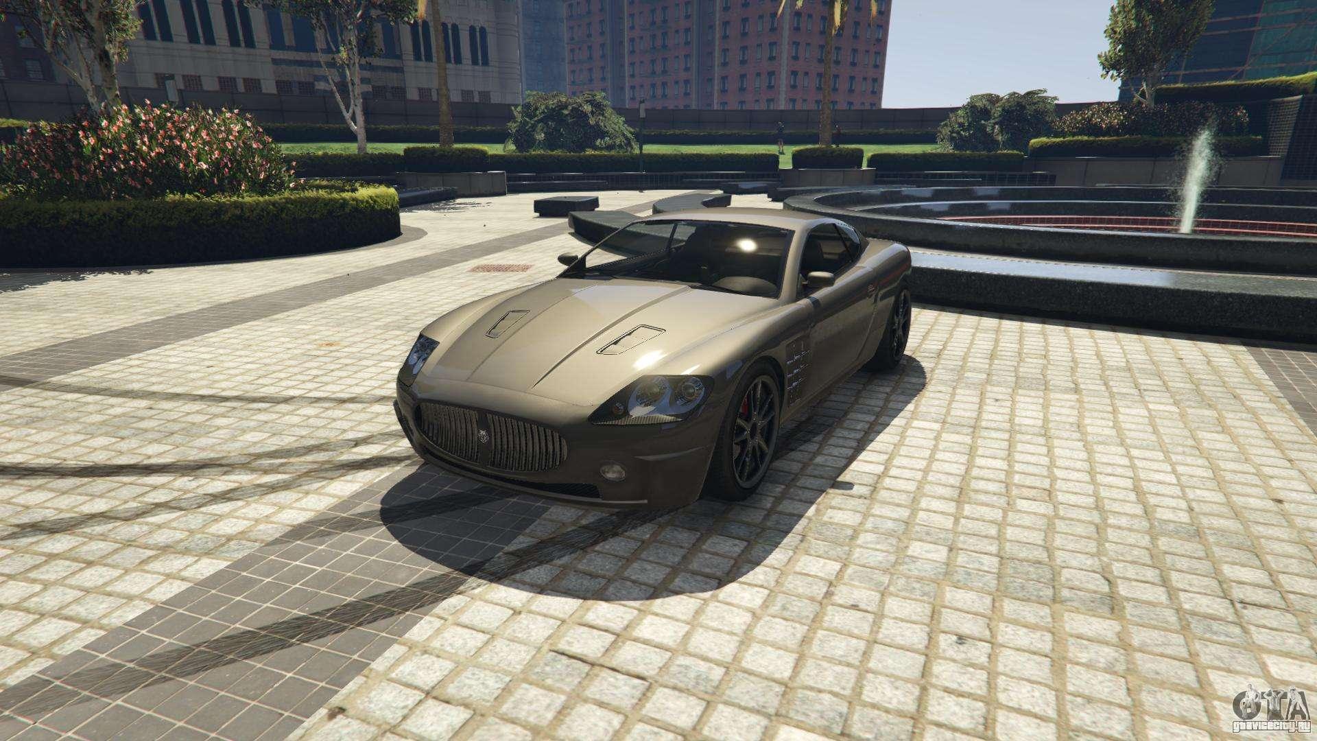 Ocelot F620 из GTA 5