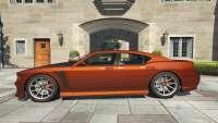 Bravado Buffalo S из GTA 5 - вид сбоку