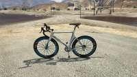 Tri-Cycles Race Bike из GTA 5 - вид сбоку