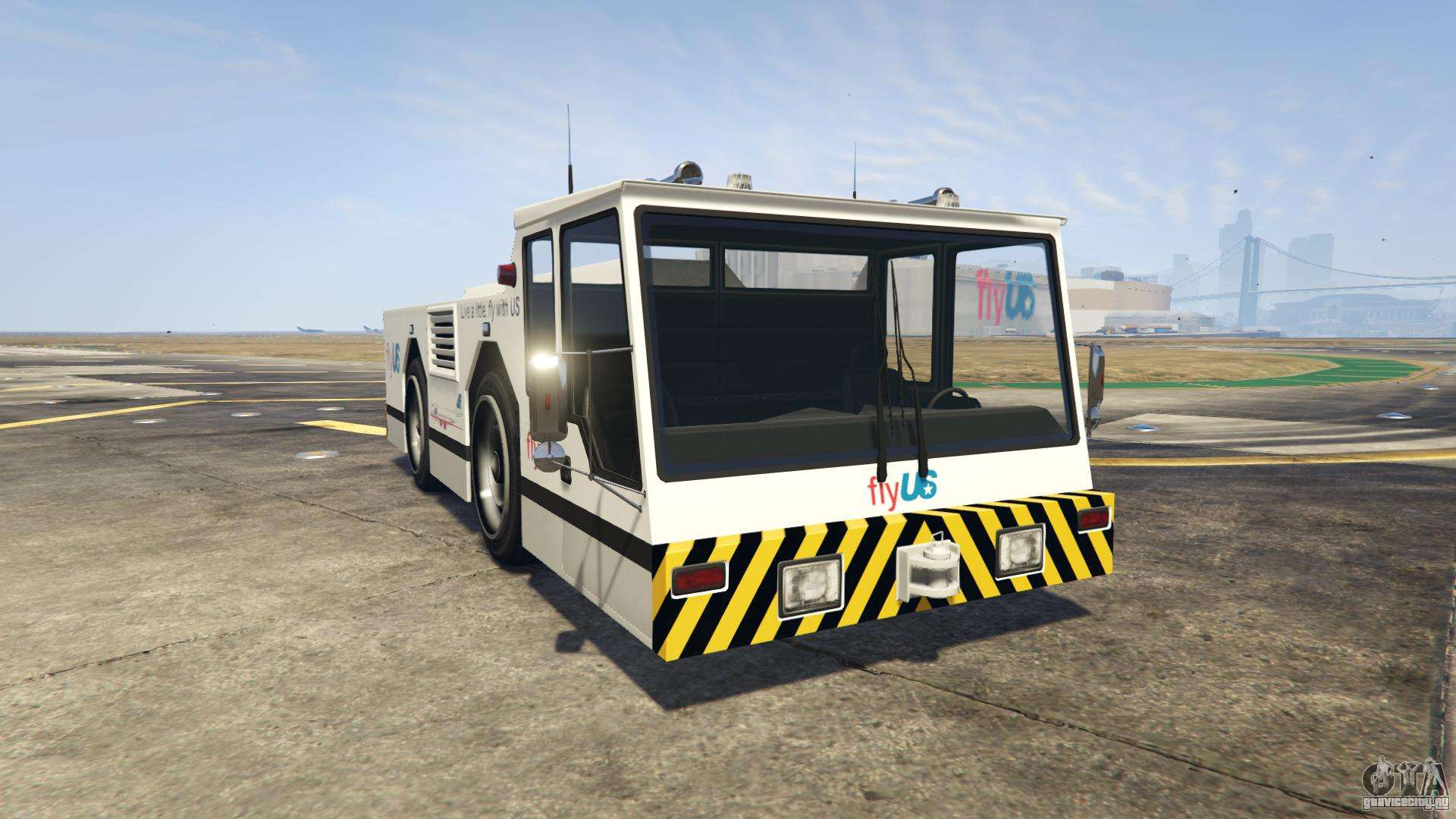 GTA 5 HVY Ripley - вид спереди