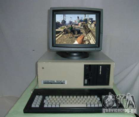GTA 5 on an ancient computers