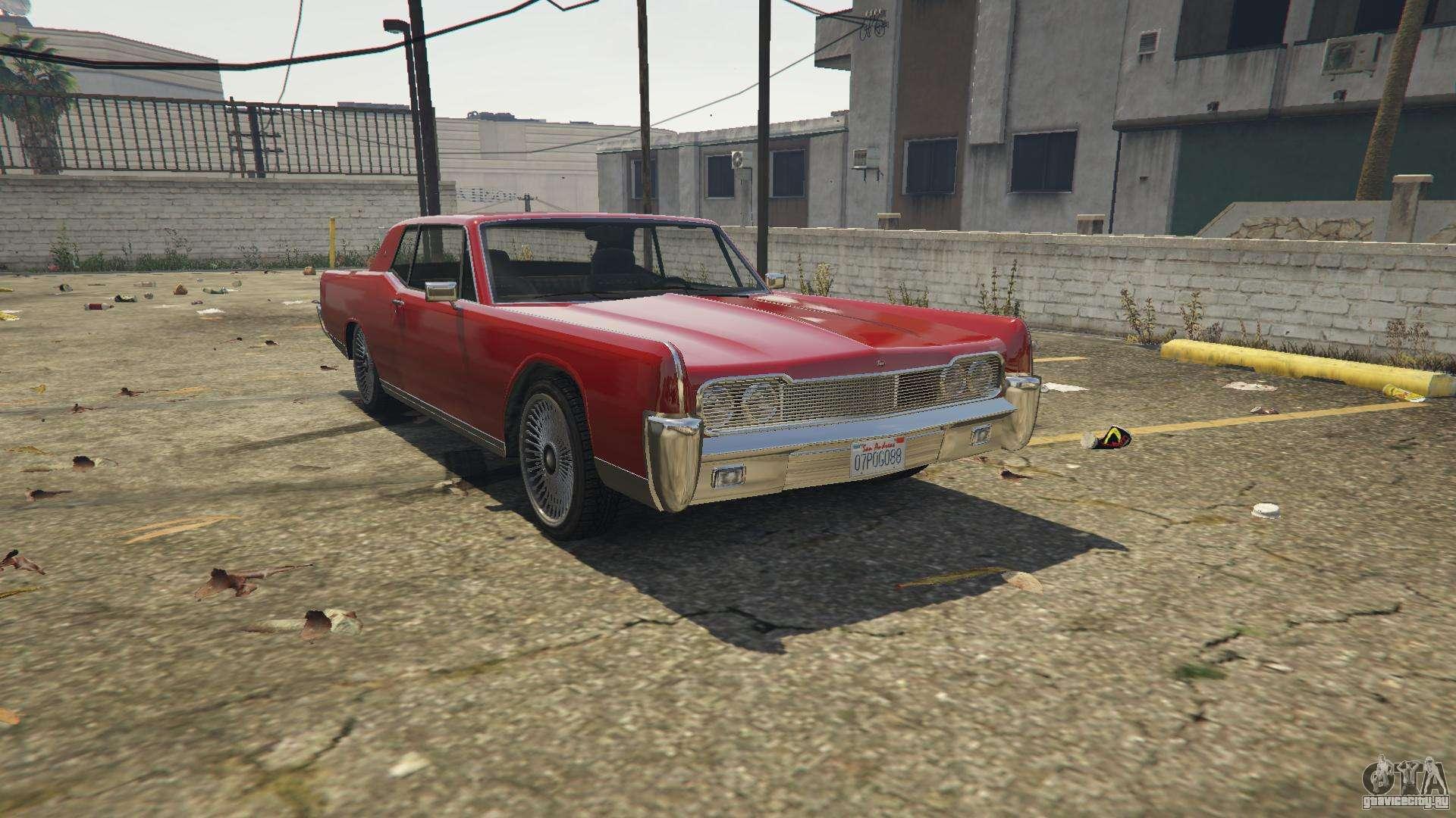 Vapid Chino из GTA 5