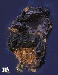 Карты GTA 5