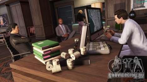 GTA Online: Новые приключения бандитов и мошенников