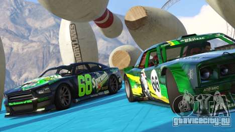 Редактор каскадёрских гонок стал доступен в GTA Online