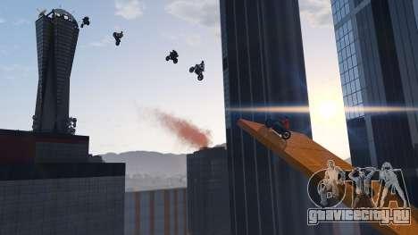 Новая премиум гонка Птица Высокого Полета для GTA Online