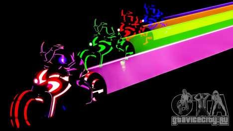 GTA Online: Blaze of color от KRSW_Marlboro