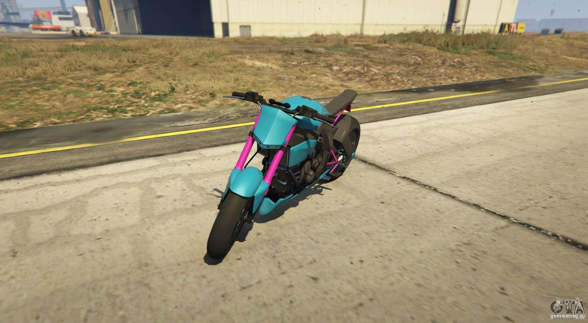 Классный мотоцикл Pegassi Vortex