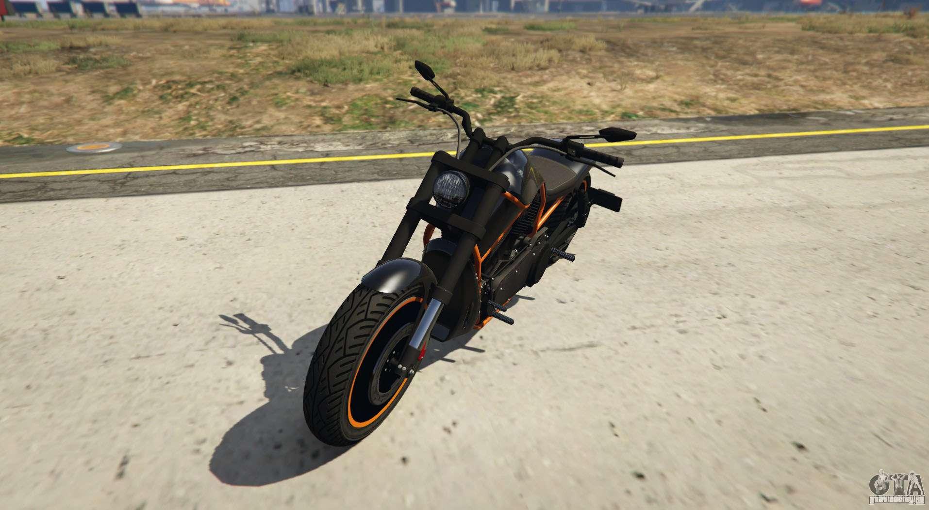 Стильный The Western Motorcycle Company Nightblade