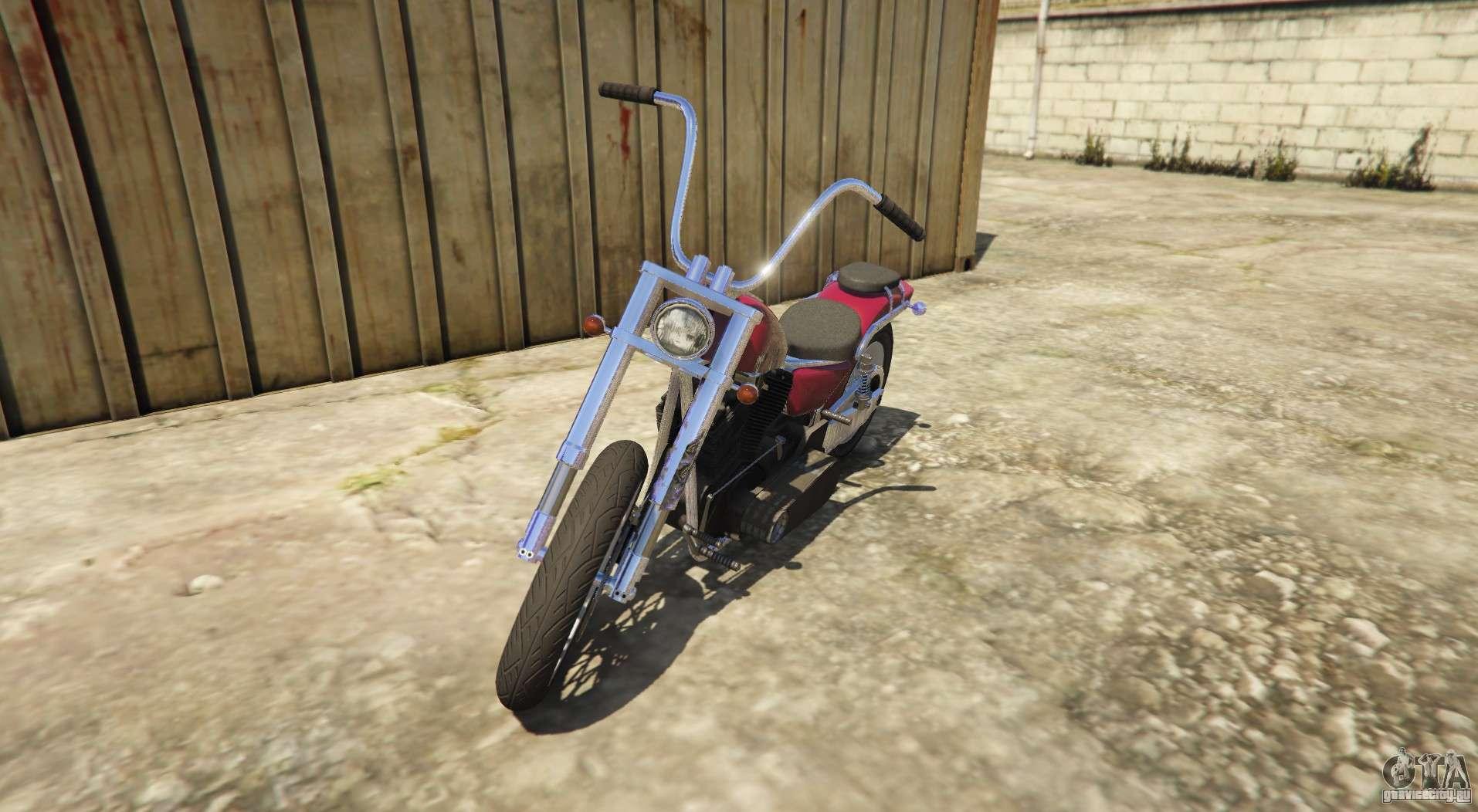Daemon - новый чоппер от компании Western Motorcycle Company