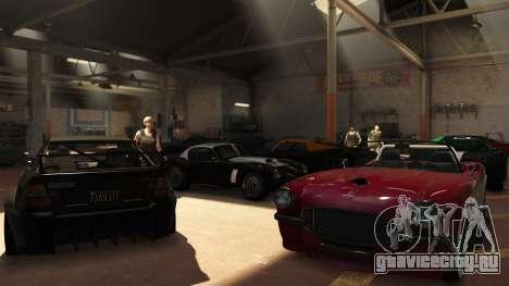 Новые экзотические машины в GTA Online