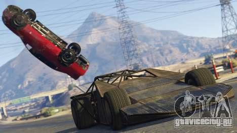 Новый специальный транспорт в GTA Online