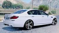 BMW M5 F10 для GTA 5