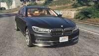 BMW 750 LI для GTA 5