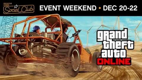 Особый ивент в GTA Online