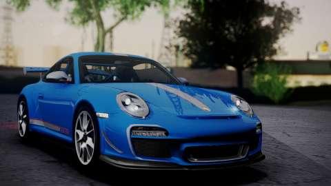 Эксклюзив: Porsche 911 GT3 RS4.0 2011