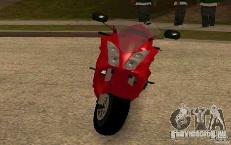 Honda VTR 2003 для GTA San Andreas вид слева