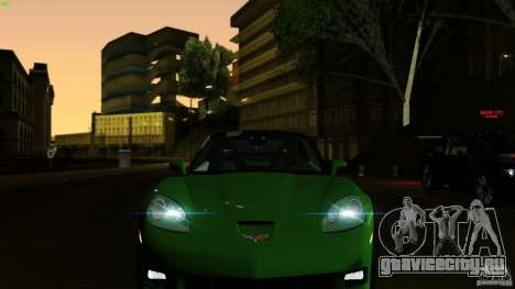 Direct R V1.1 для GTA San Andreas шестой скриншот