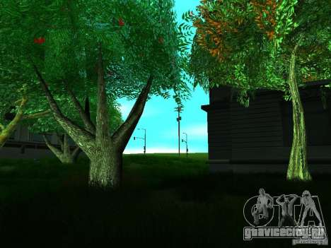 ENBSeries by gta19991999 для GTA San Andreas третий скриншот