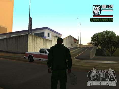 12/24 - часовой формат для GTA San Andreas