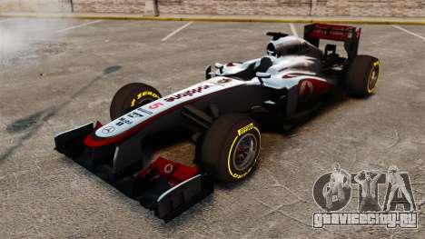 McLaren MP4-28 для GTA 4