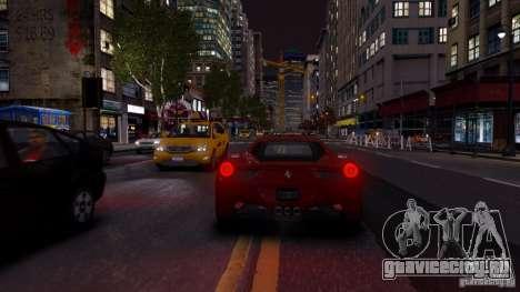 Simple ENB для GTA 4 девятый скриншот