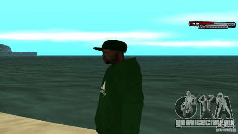 Sweet для GTA San Andreas второй скриншот