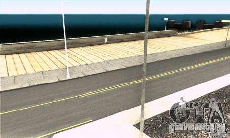 Real HQ Roads для GTA San Andreas пятый скриншот