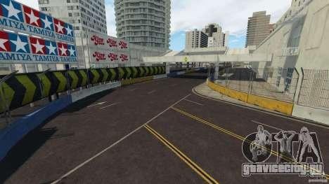 Long Beach Circuit [Beta] для GTA 4 девятый скриншот