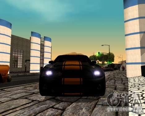 ENBSeries by Nikoo Bel v2.0 для GTA San Andreas