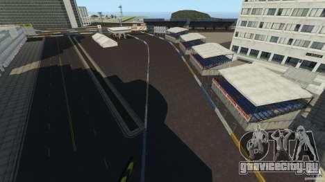 Long Beach Circuit [Beta] для GTA 4 одинадцатый скриншот