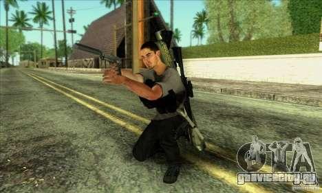 Jack Rourke для GTA San Andreas четвёртый скриншот