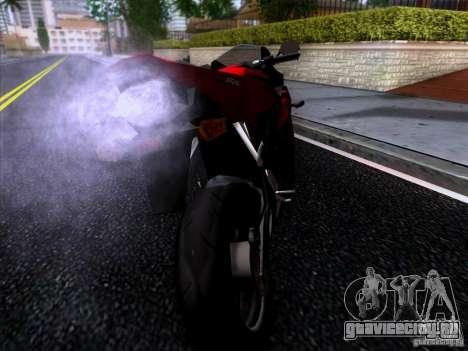 Honda CBR 600 RR для GTA San Andreas вид слева