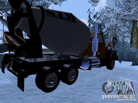 RTS 420 Шаталка для GTA San Andreas вид справа