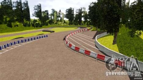 Meihan Circuit для GTA 4 третий скриншот