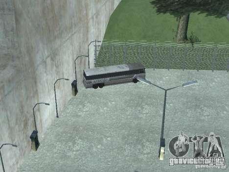 Автобусный парк версия V1.2 для GTA San Andreas седьмой скриншот
