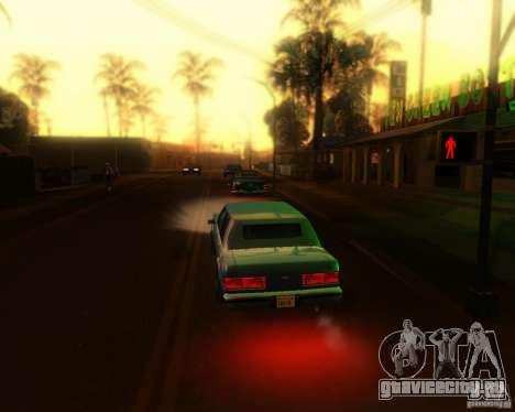 ENBseries для средних и мощных ПК для GTA San Andreas четвёртый скриншот