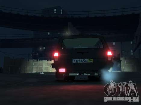 ГАЗ 310221 Универсал для GTA 4 вид сбоку